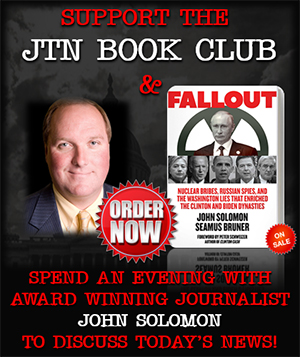 Fallout by John Solomon