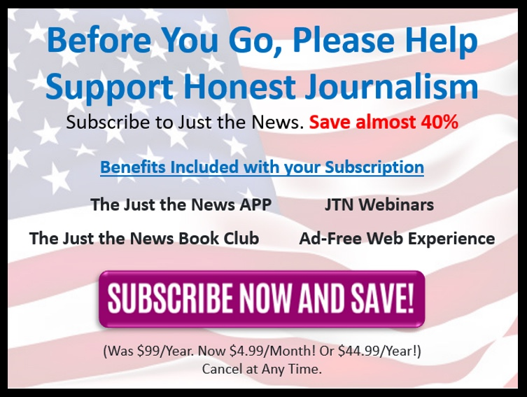 Subscribe Now and Support Honest Journalism