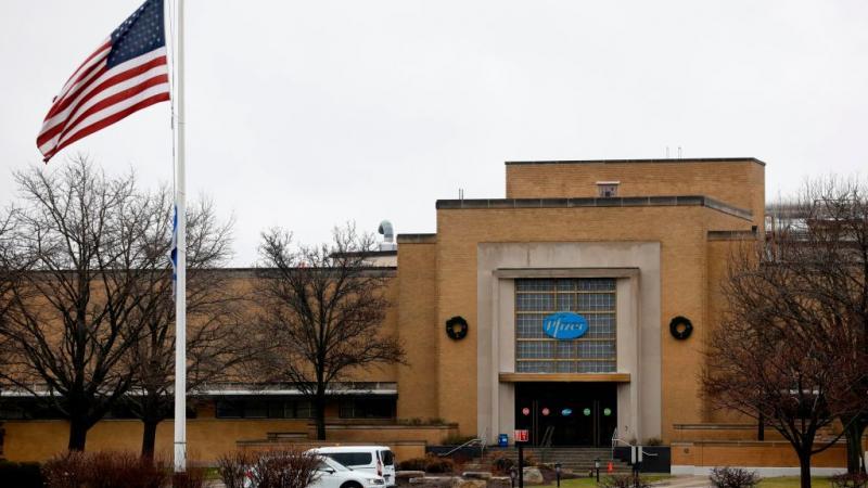 Pfizer's Global Supply facility in Kalamazoo, Michigan