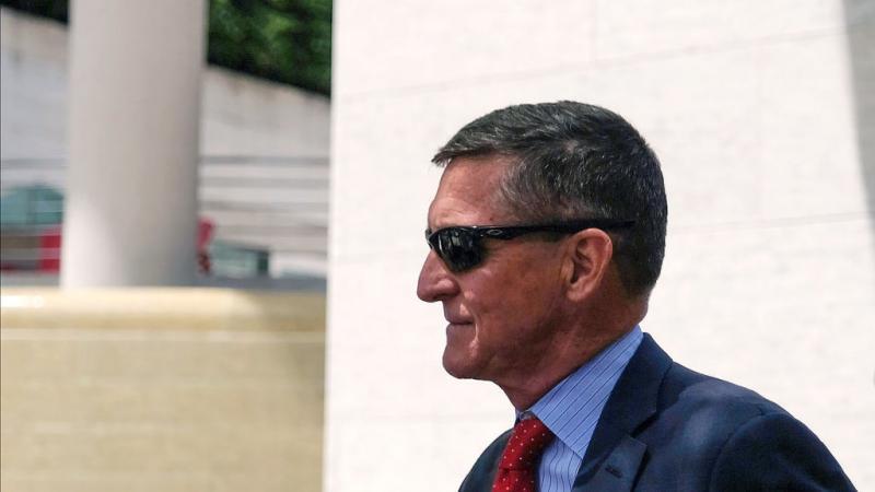 Michael Flynn in June 2019