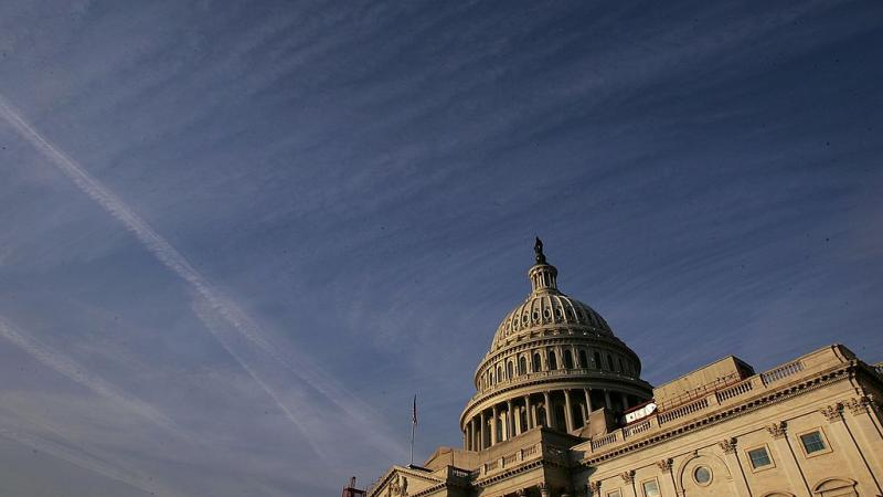 U.S. Capitol in November 2006