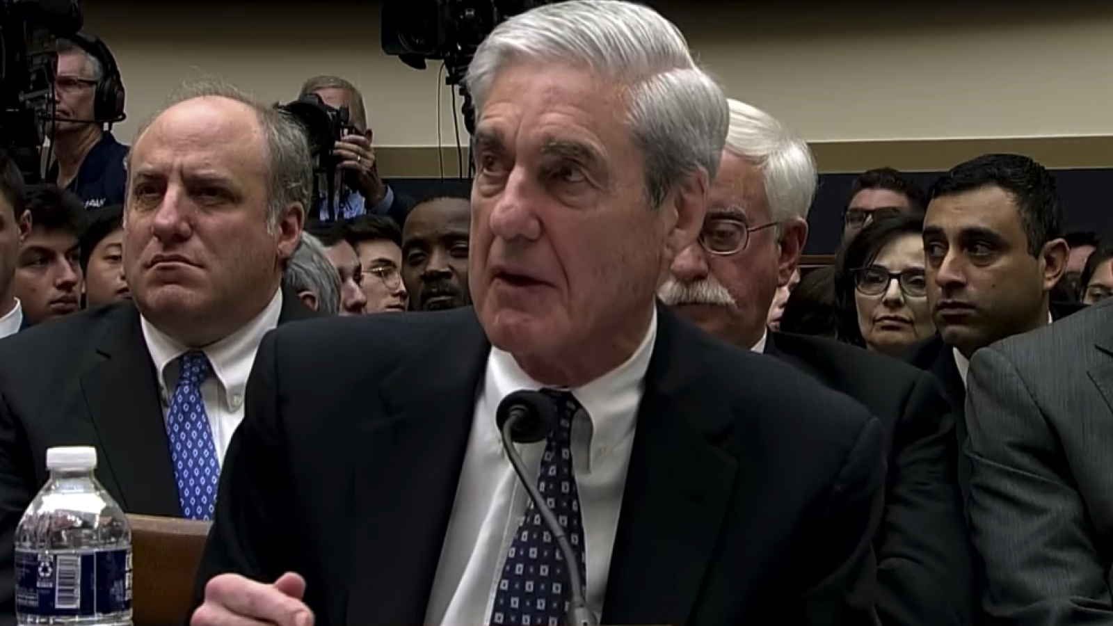 Key witness told Team Mueller that Russia collusion evidence found ...