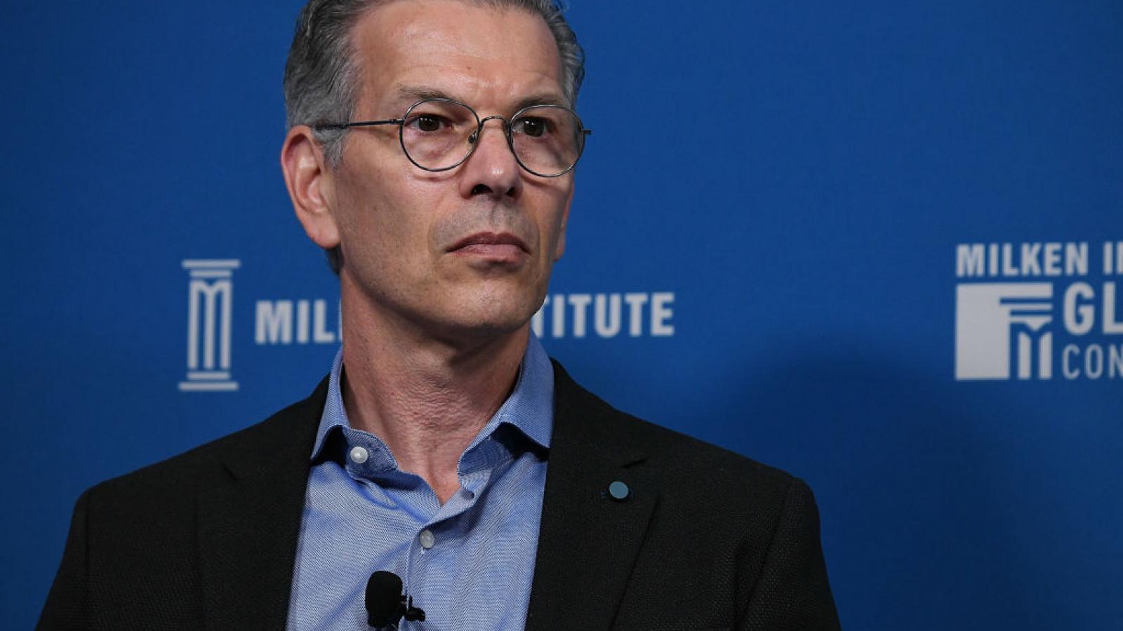 Dr. David Feinberg, head of Google Health