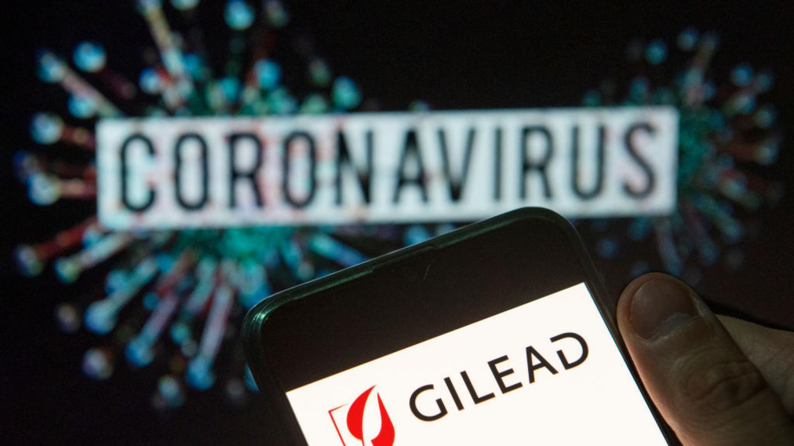 Gilead drug showing efficacy in severe coronavirus patients in ...
