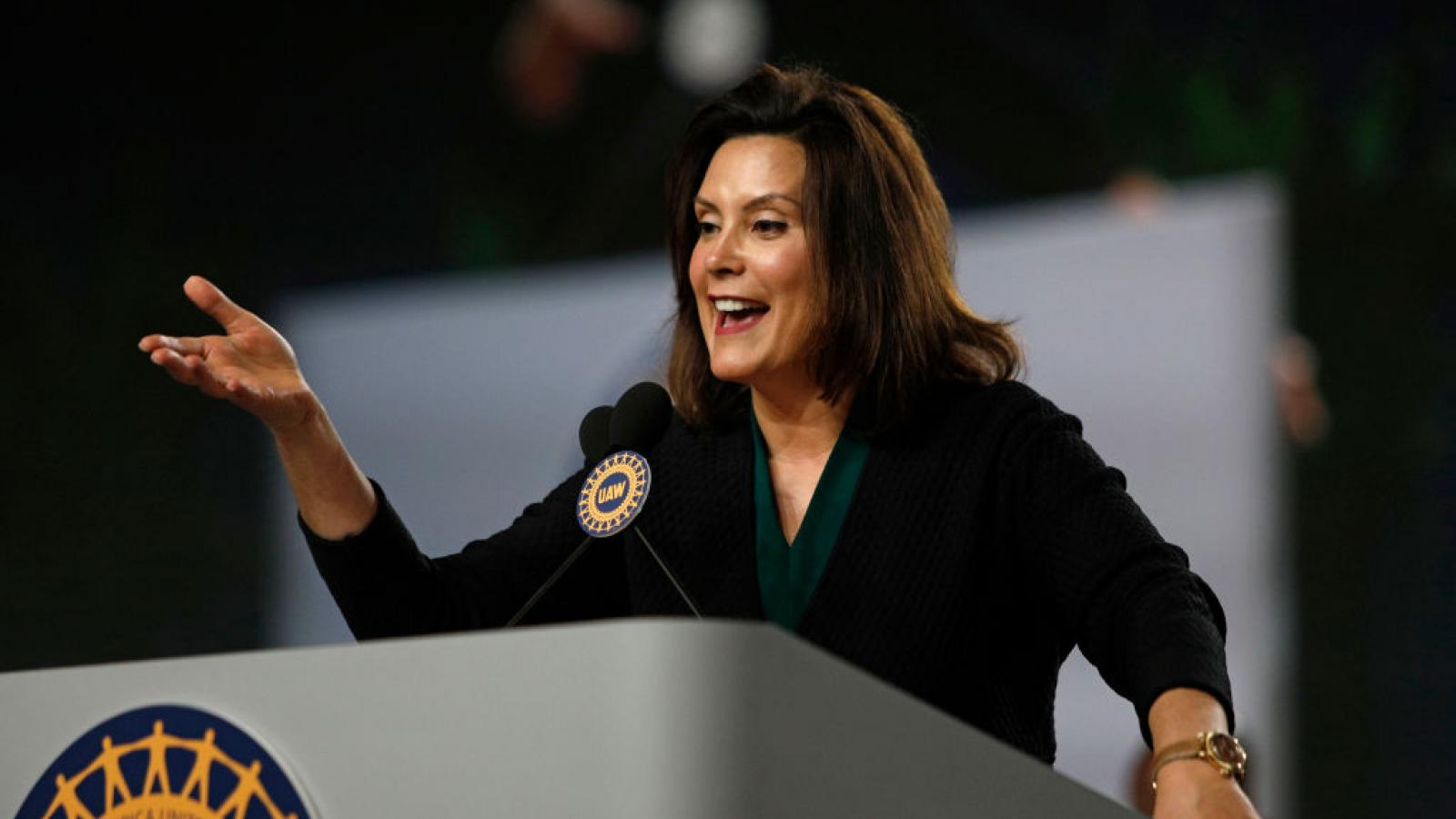 Fbi Charges Six People In Plot To Kidnap Michigan S Governor Gretchen Whitmer Overthrow Government Just The News