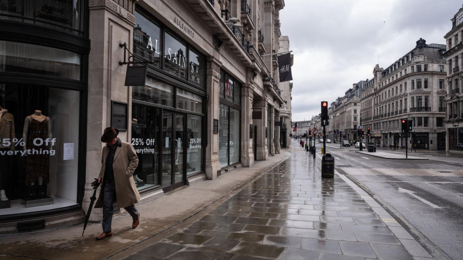 London, Regent Street