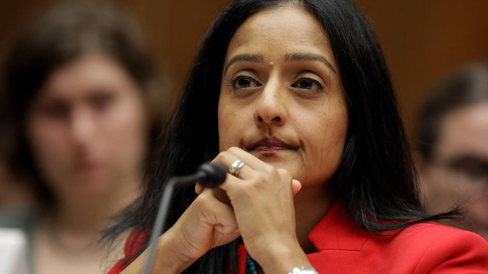 Former Obama administration DOJ official Vanita Gupta