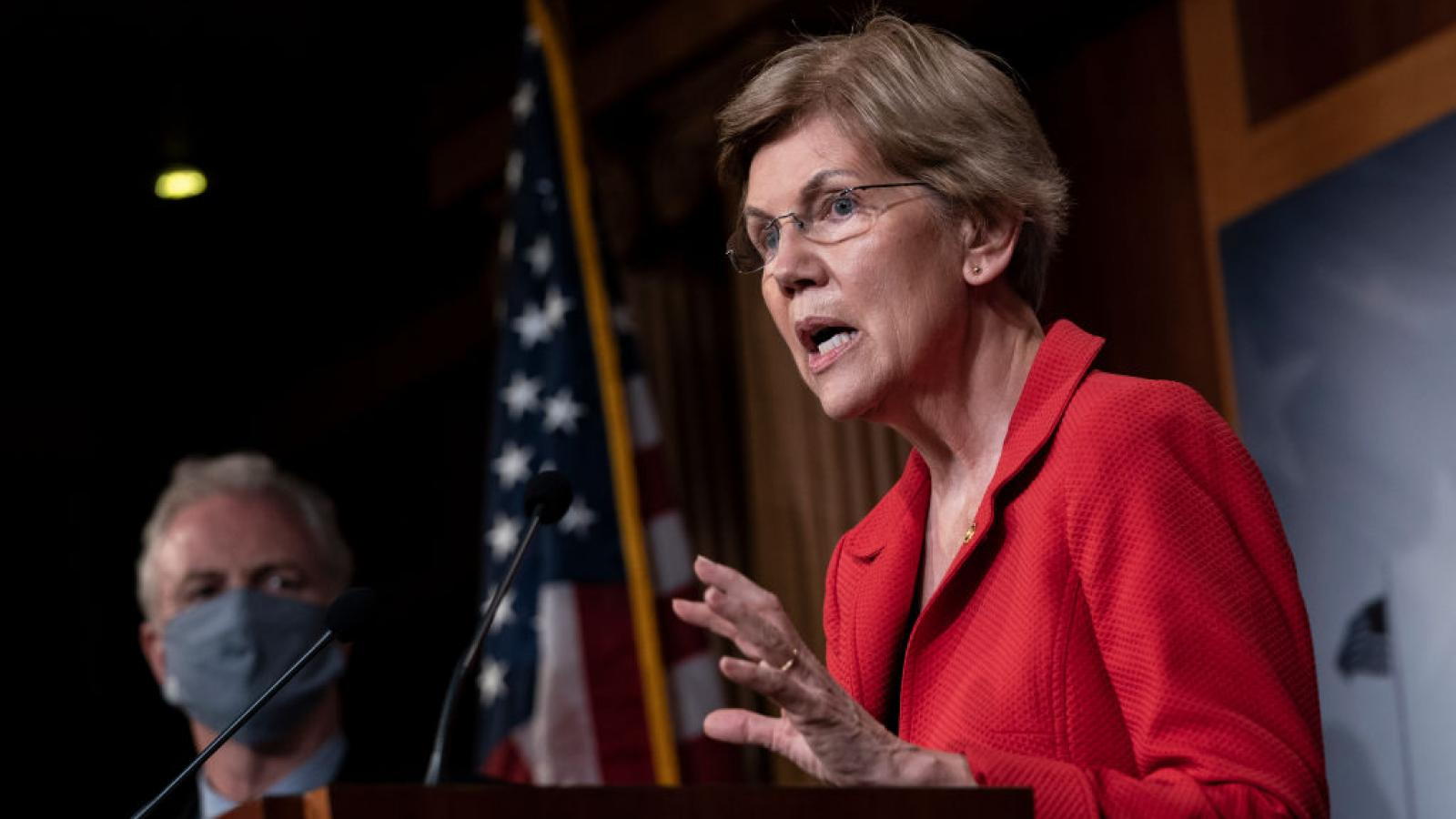 Elizabeth Warren, July 2020