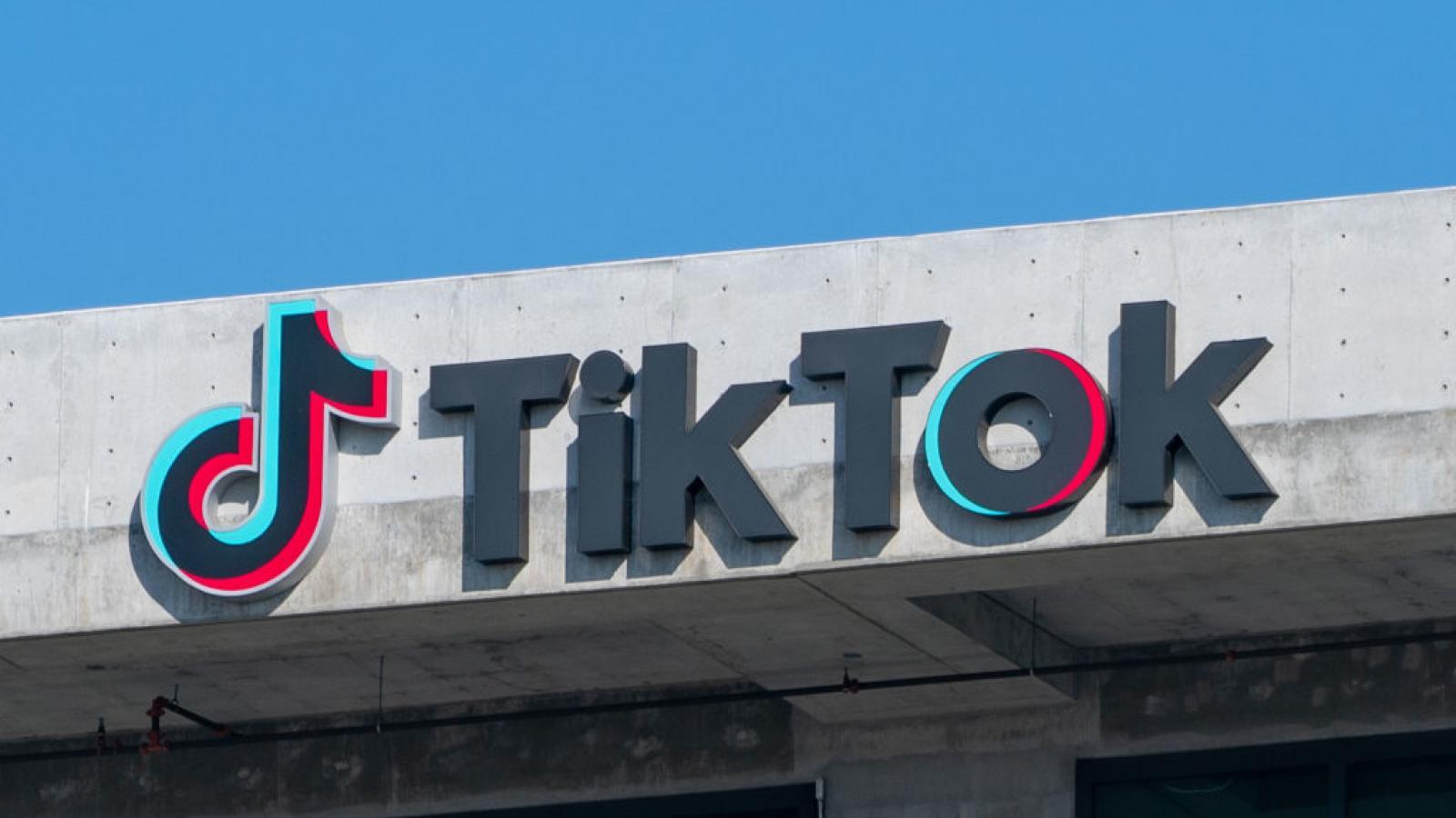 TikTok headquarters in Culver City, CA