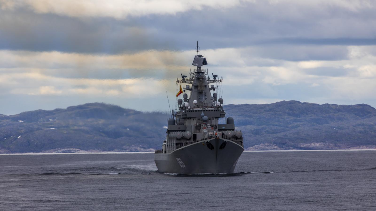 A ship of the Northern Fleet