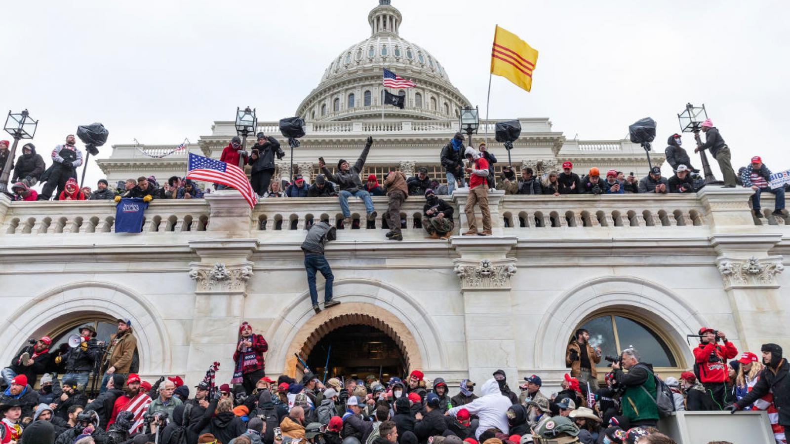 U.S. Capitol Jan. 6