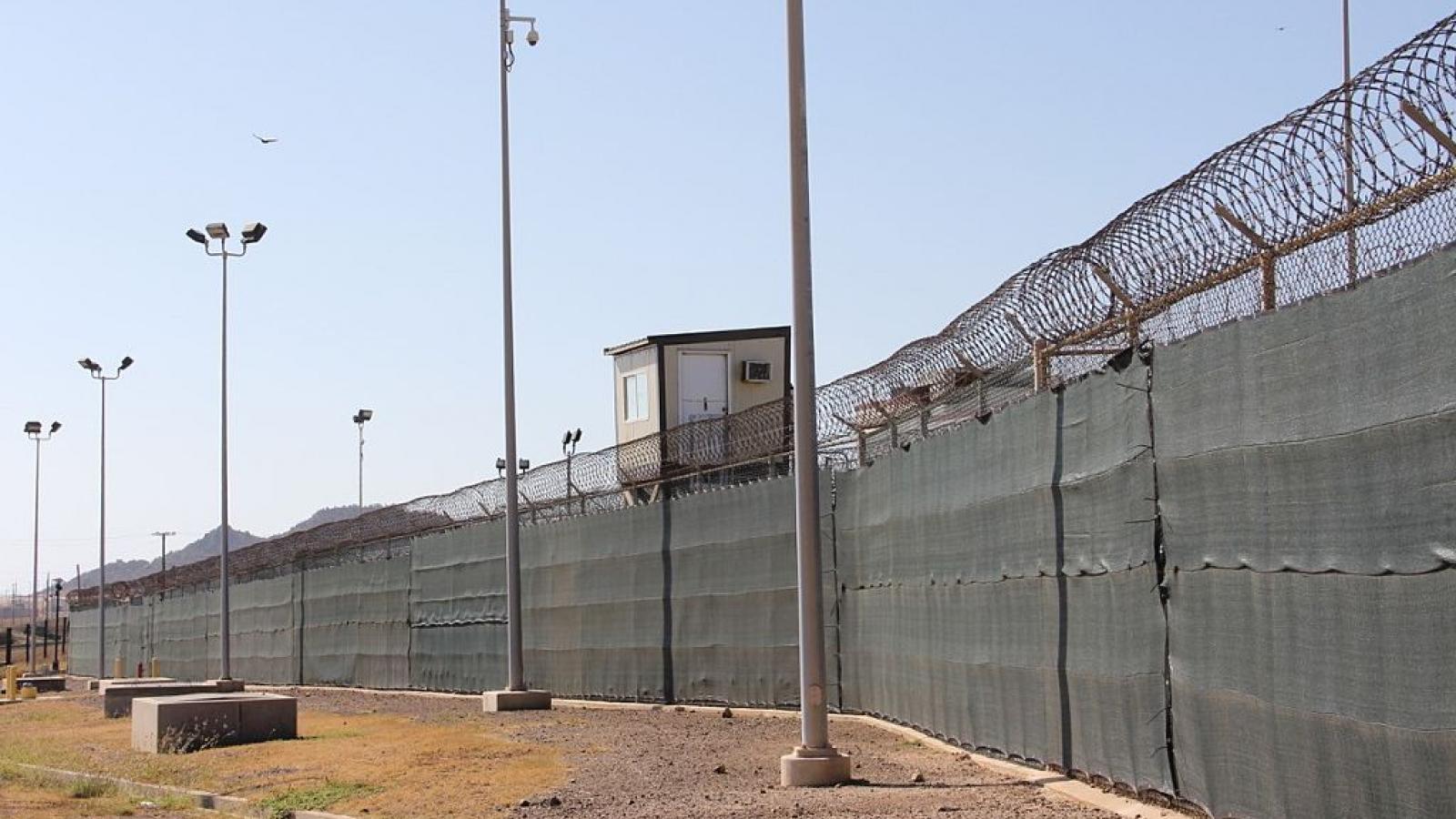 U.S. Military Prison, Guantanamo Bay, Cuba