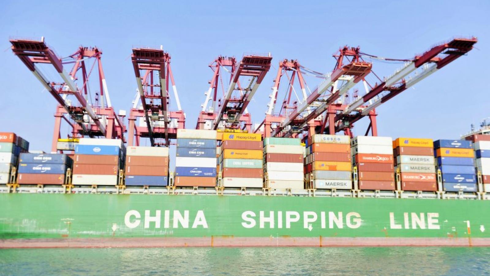 China löst die Vereinigten Staaten als ersten Handelspartner der Europäischen Union ab