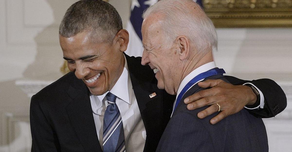 Most voters don't know Obama, Biden were involved in managing FBI investigating Trump campaign, poll