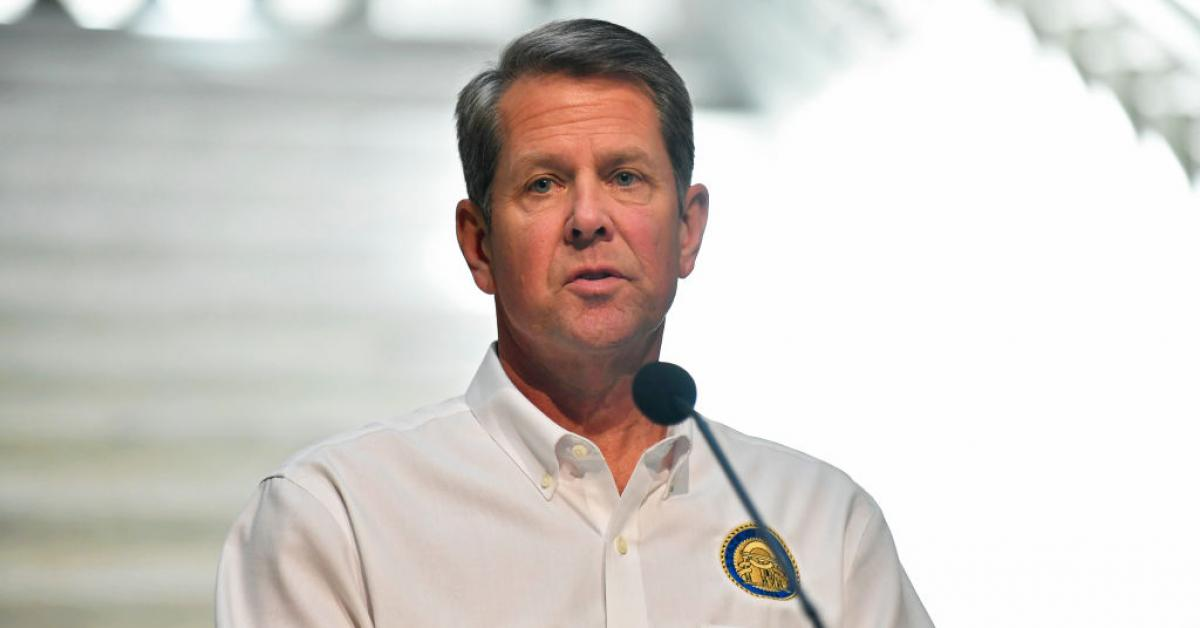 In new twist, Georgia governor urges audit of ballot envelope signatures to look for fraud