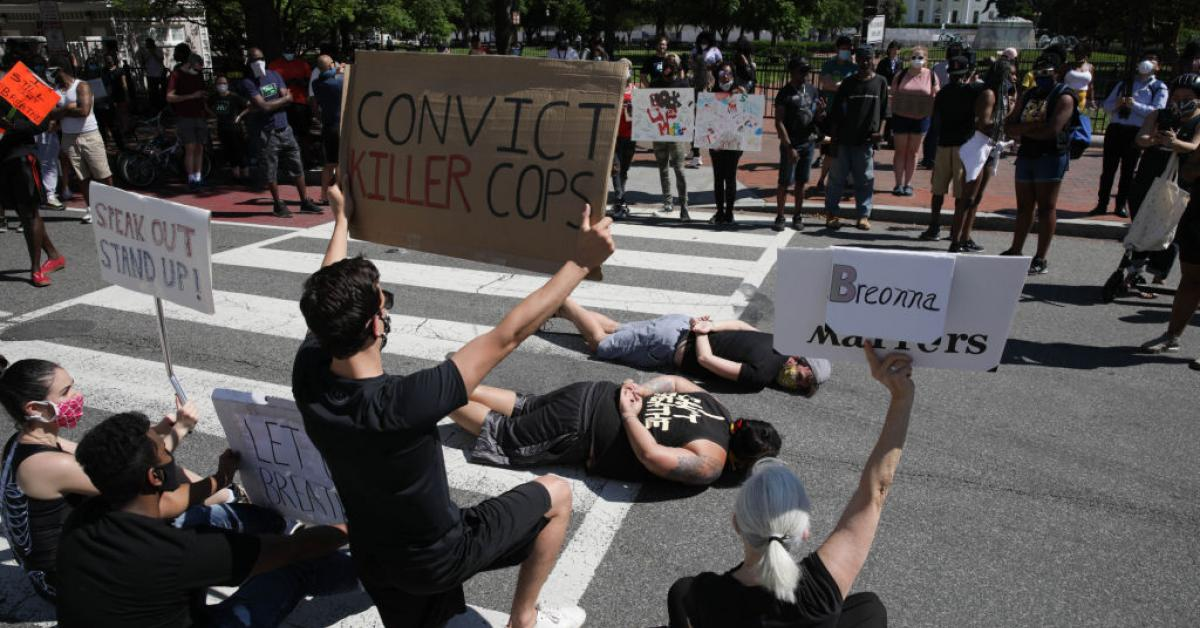 D.C. attorney general offers to seal records of more than 200 arrested during George Floyd protests