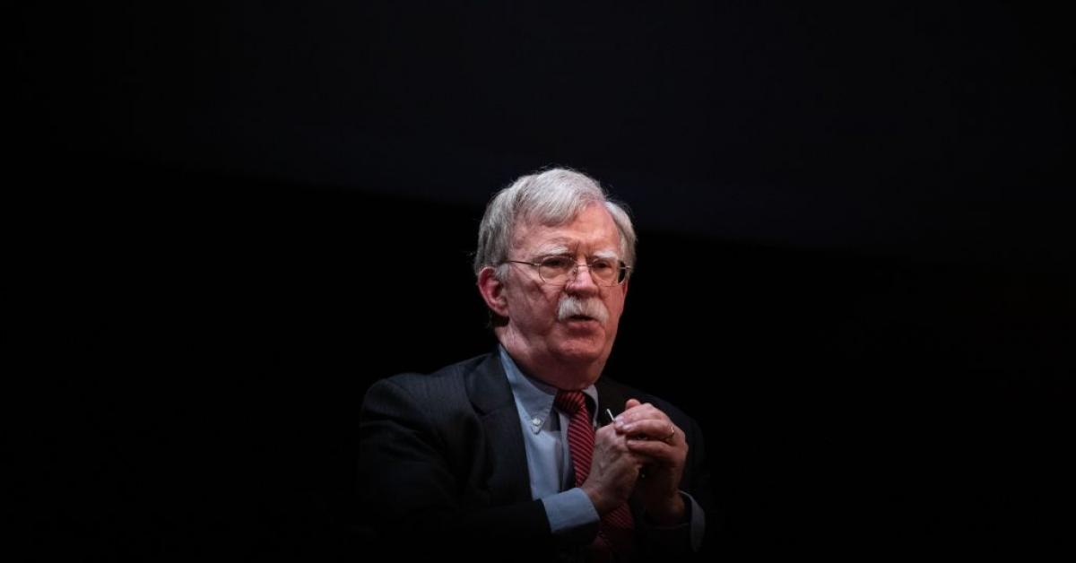 Grand Jury subpoenas issued to John Bolton's book publisher and literary agent