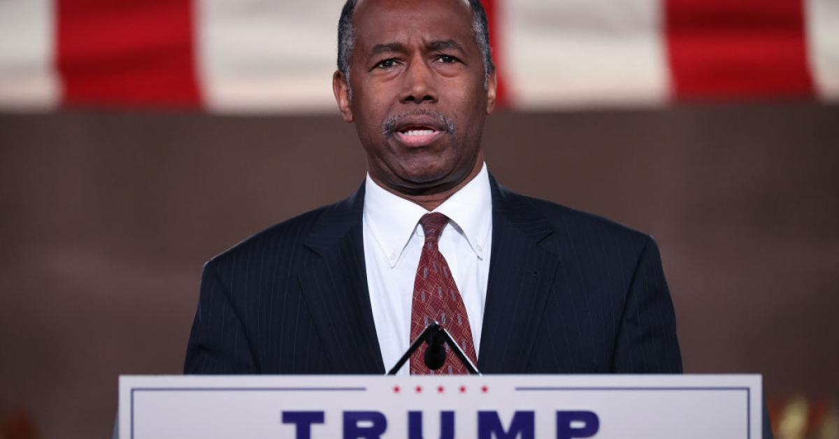 Ben Carson hopes candidates speak candidly during debate, giving Americans a clear contrast