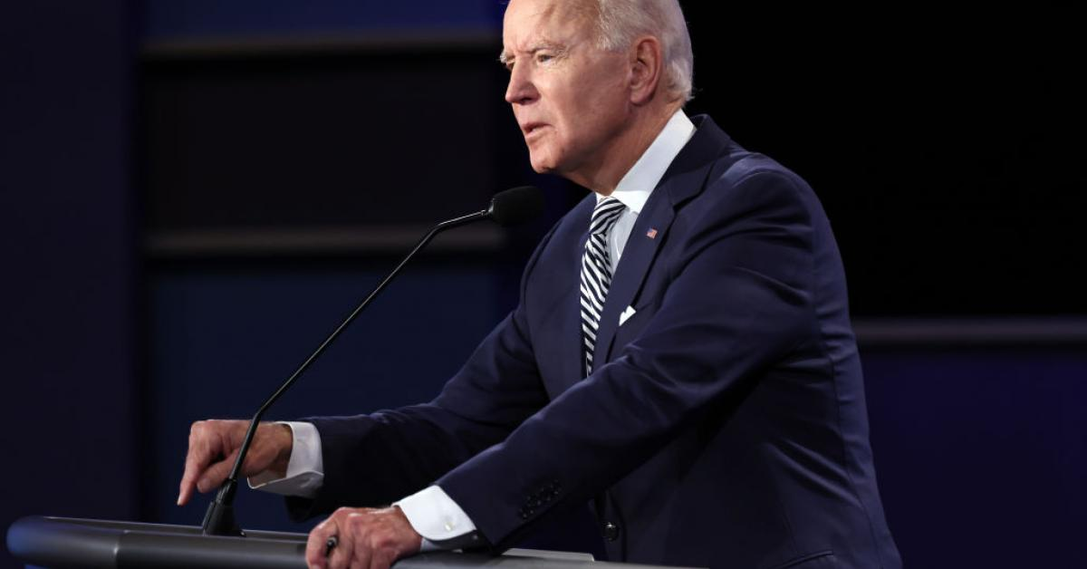 'I don't hold public office now' Biden says he didn't call for troops to respond to Portland riots