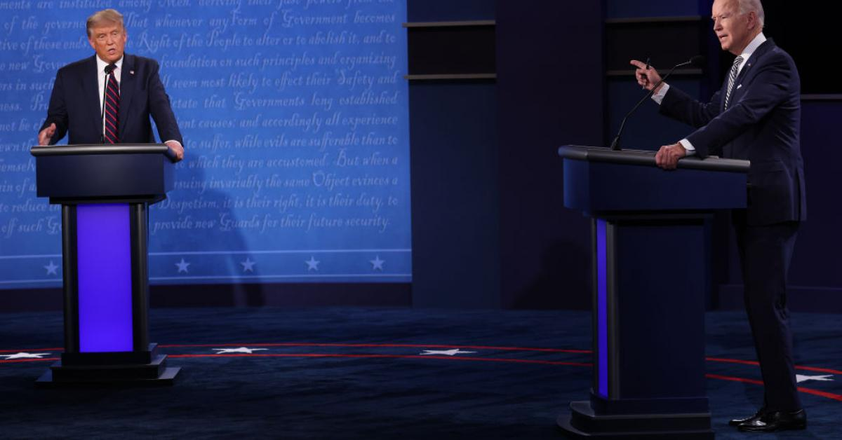 Commission on Presidential Debates to mute candidates' mics during portions of debate