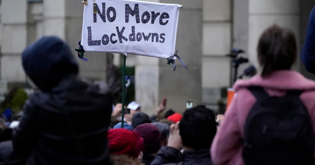Nearly 50,000 doctors and scientists, 630,000 citizens have signed global anti-lockdown proclamation