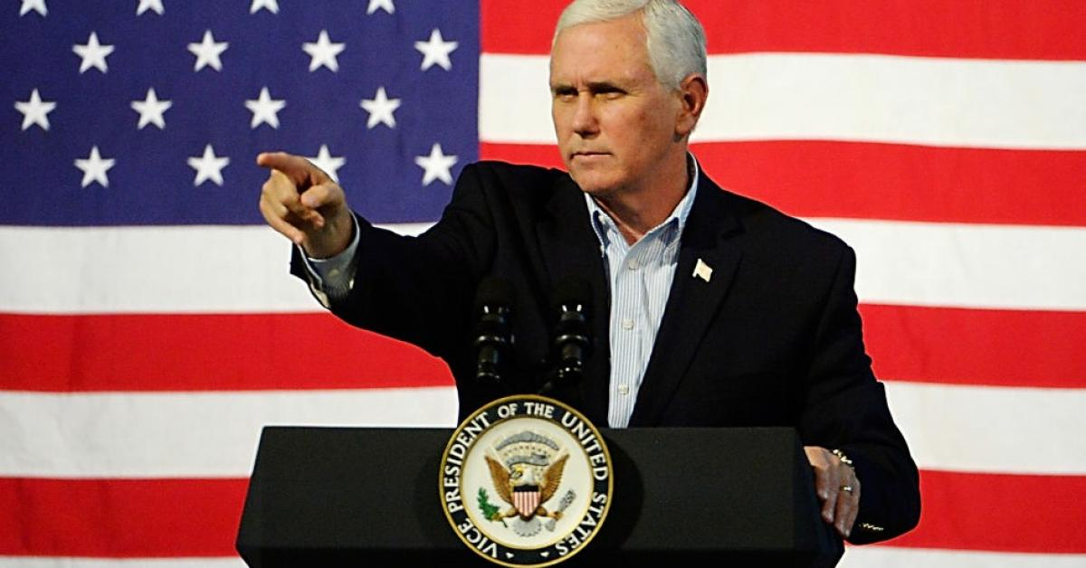Could Pence reject contested electors under 12th Amendment? Law professors say yes