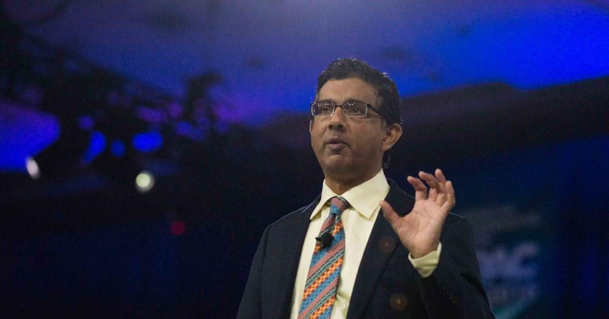 Dinesh D'Souza: $5,000 online college program would crush liberal hold on higher education