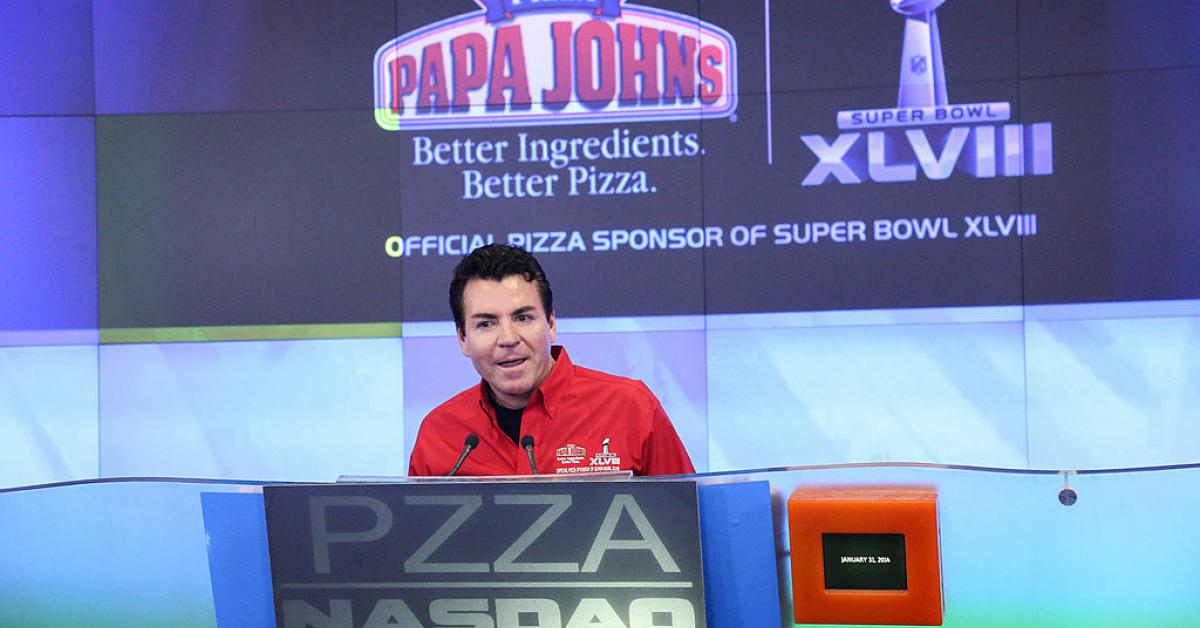 Unsealed recordings capture corporate discussion to portray Papa John's founder as 'racist'