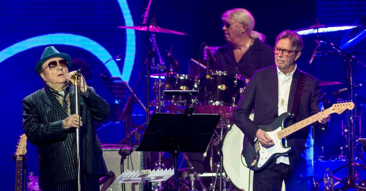 Real rebels: Eric Clapton, Van Morrison defy COVID-19 groupthink