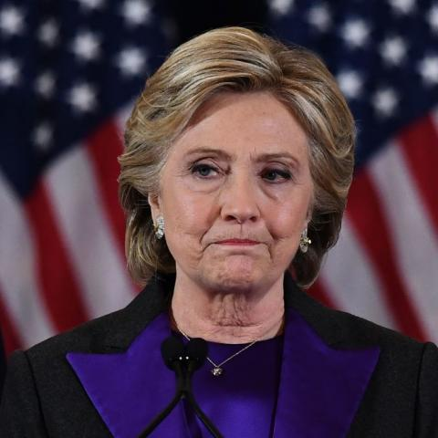 Hillary Clinton 2016 concession speech