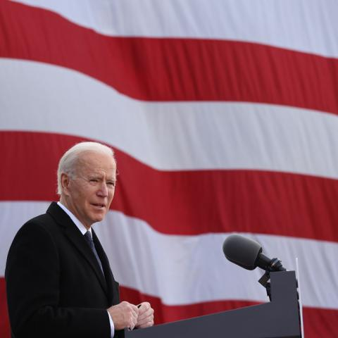 Biden on Tuesday